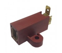 Щетка угольная двигателя для вытяжки COMPACT