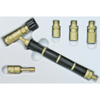 Горелка газовая инжекционная ORСA М75 с переходником