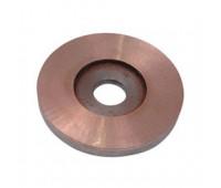 Планшайба металлическая 140мм, АС15 315/250, 50%, 38ct