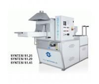 Печь для термообработки металлов в инертной среде Bertoncello Syntesi S1.45 с диссоциатором