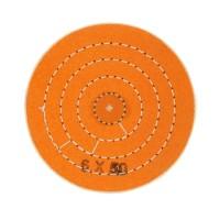 Круг муслиновый оранжевый 152х6х50 GH