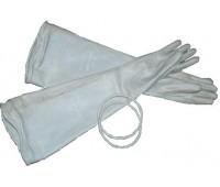 Перчатки для пескоструйных установок 650мм