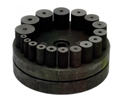 Вырубка дисков 4-20 мм 17 размеров