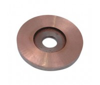 Планшайба металлическая 140мм, АС6 160/125, 50%, 38ct