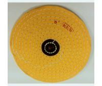 Круг муслиновый желтый 152х6х12(15)