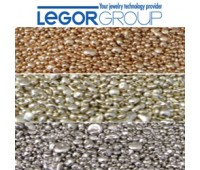 Лигатура желтая 14 ct для припоя Legor LSG-409 (Ag-32%, Cu-31%, Zn-25%,In-12%)