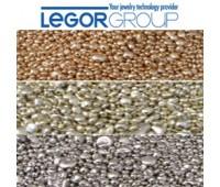 Лигатура белая 14-18 ct Legor WD 480C (Zn-20%, Cu-60%, Ni-20%)