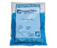 Воск литьевой FREEMAN FLEXIBLE BLUE (чешуйки, цвет голубой) 0,454 кг